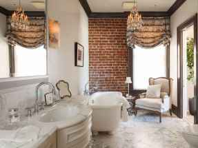 150 stunning small farmhouse bathroom decor ideas and remoddel to inspire your bathroom (96)