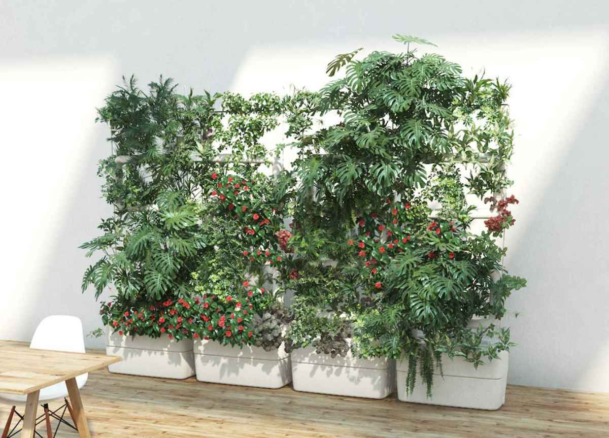 40 beautiful living wall planter garden ideas decorations and remodel (14)
