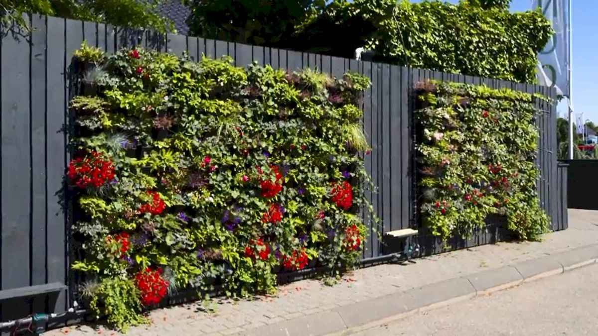 40 beautiful living wall planter garden ideas decorations and remodel (19)