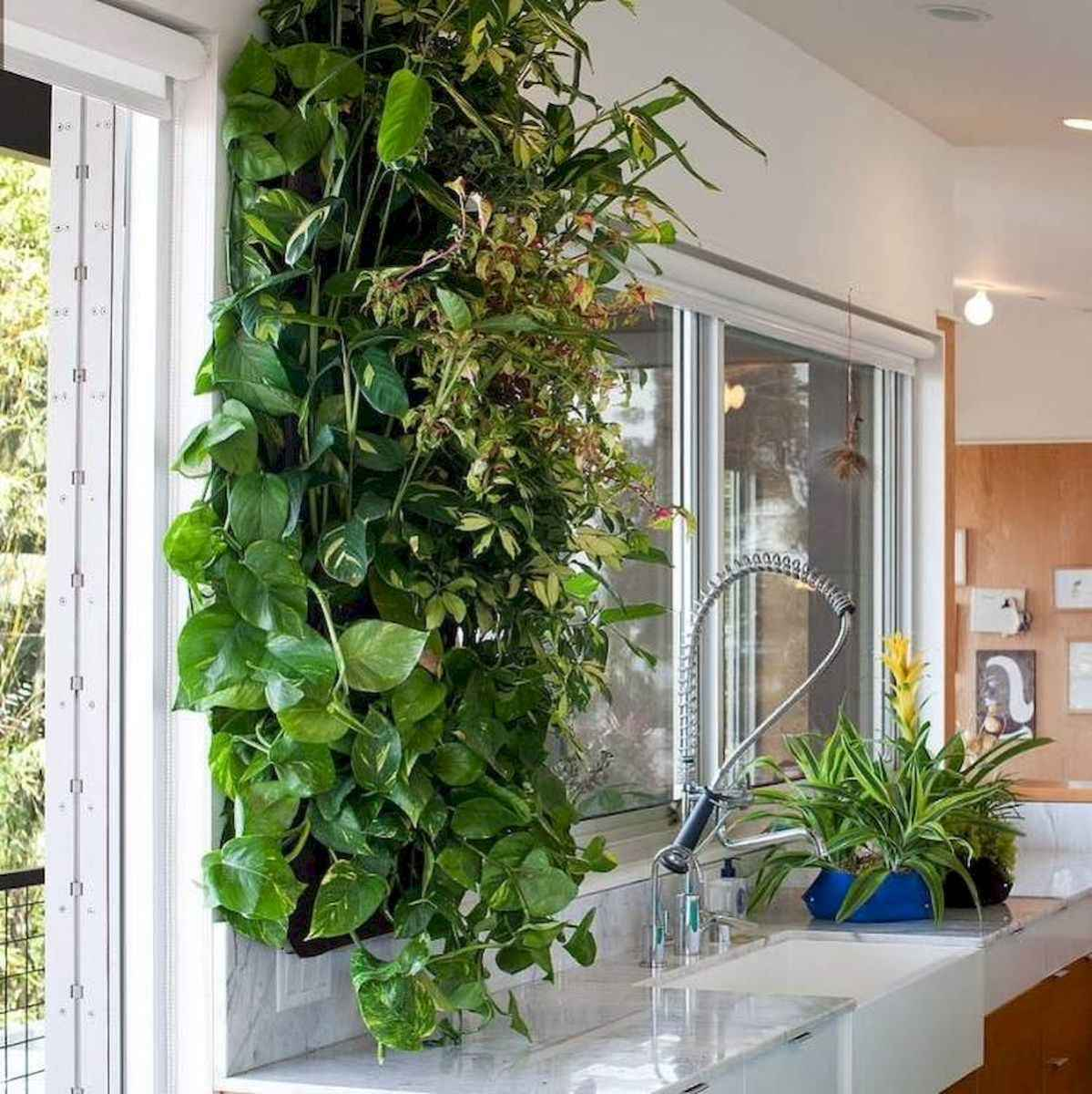 40 beautiful living wall planter garden ideas decorations and remodel (21)