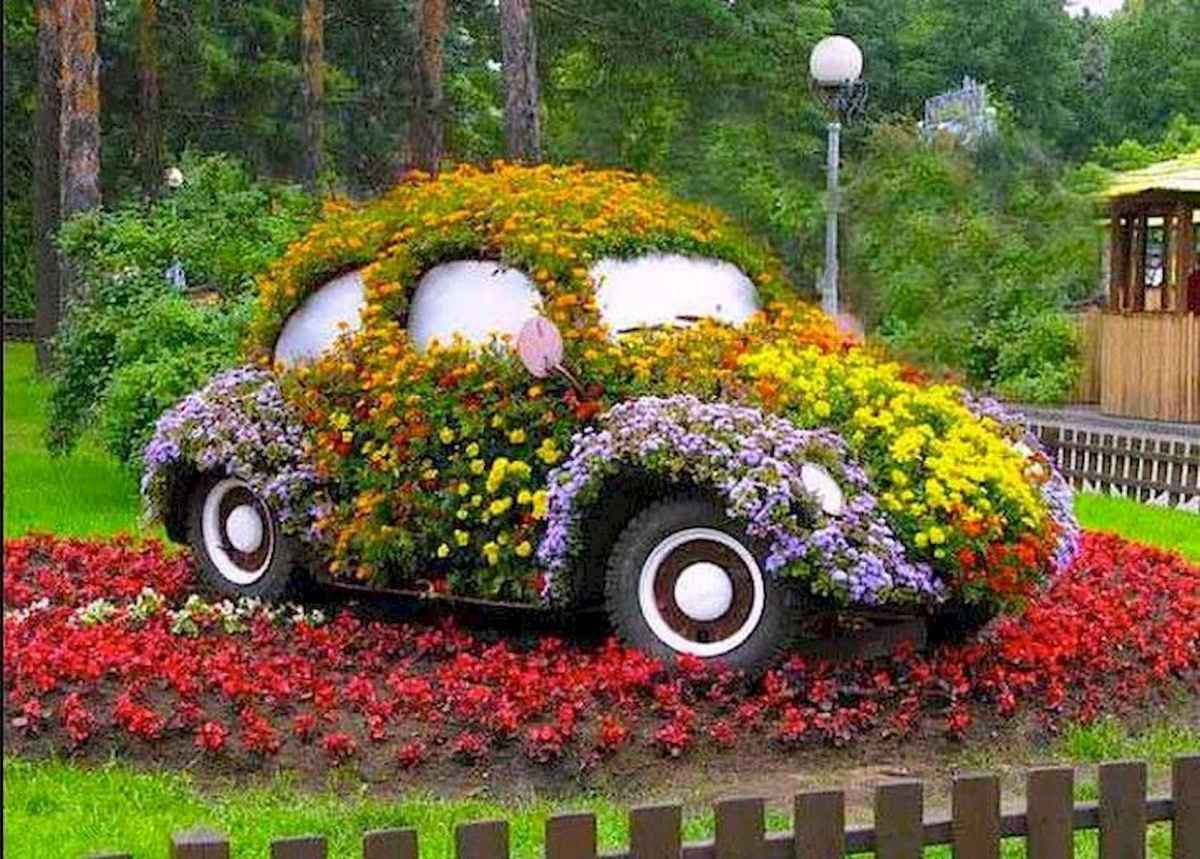 40 diy fun garden ideas decorations and makeover for summer (13)