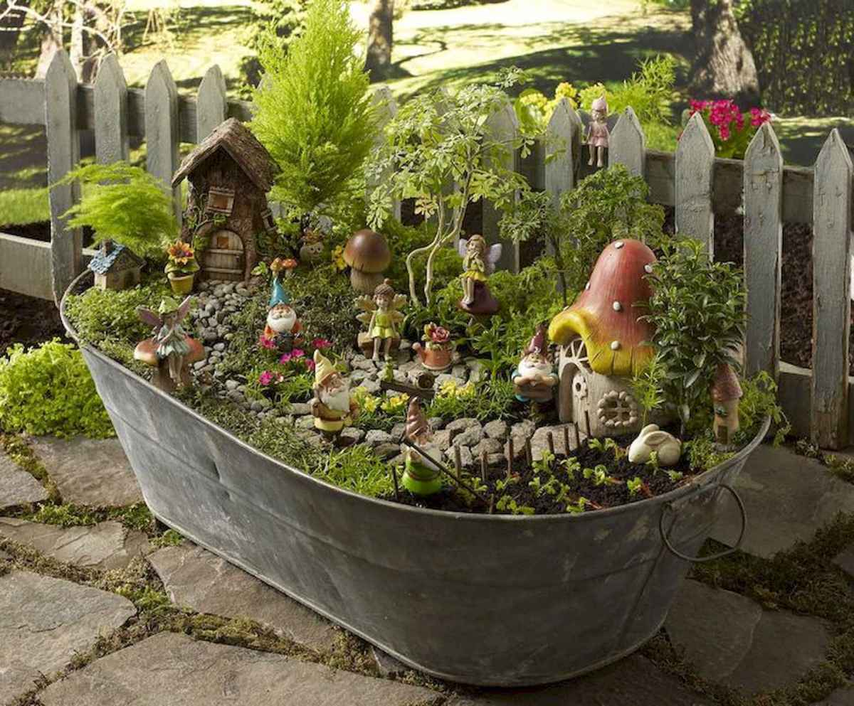 40 diy fun garden ideas decorations and makeover for summer (8)