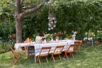 50 awesome backyard summer decor ideas make your summer beautiful (33)