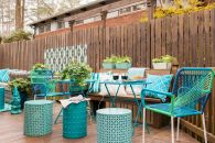 50 awesome backyard summer decor ideas make your summer beautiful (4)