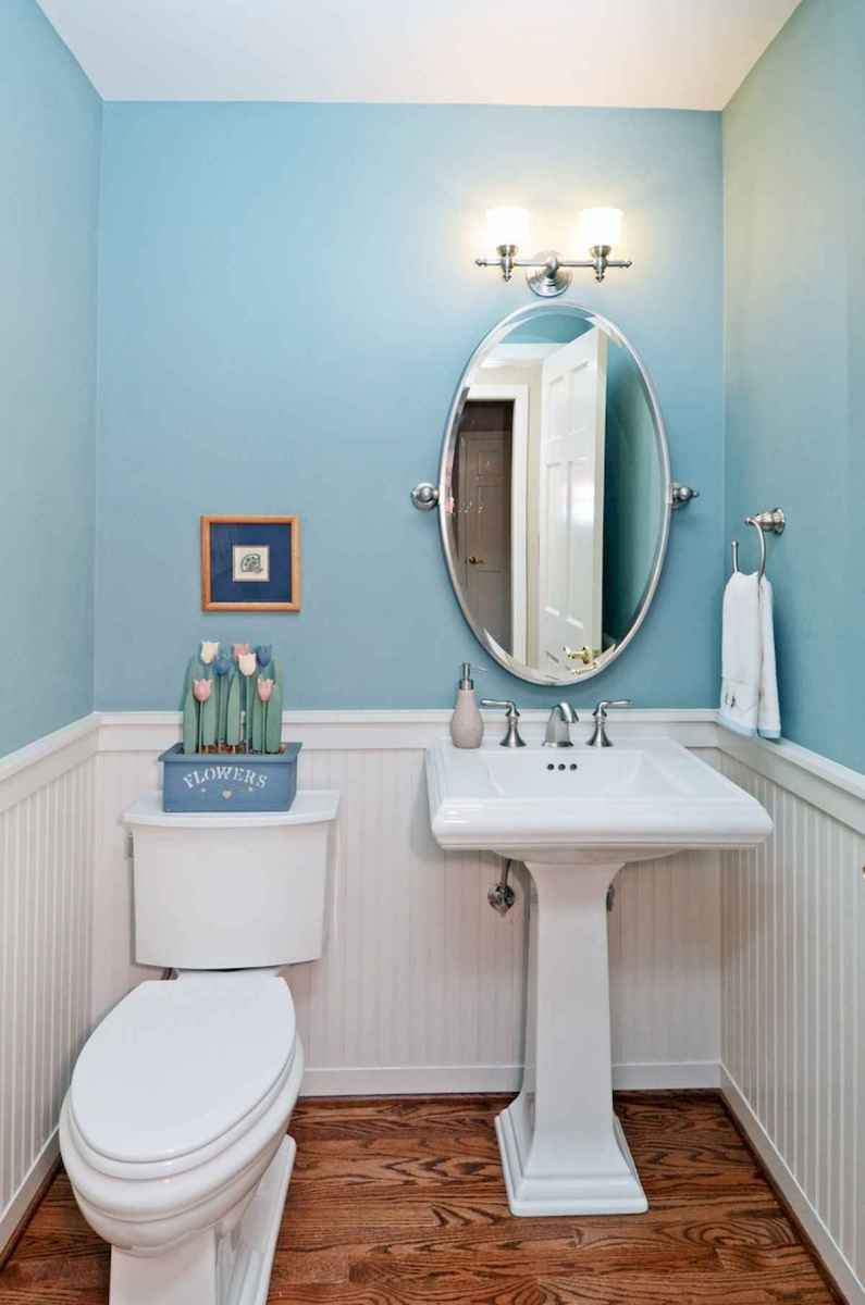 50 small guest bathroom ideas decorations and remodel (16)