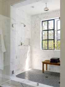70 inspiring farmhouse bathroom shower decor ideas and remodel to inspire your bathroom (35)