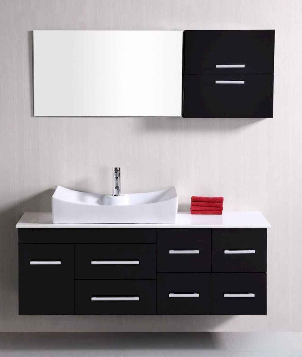 70 modern bathroom cabinets ideas decorations and remodel (29)