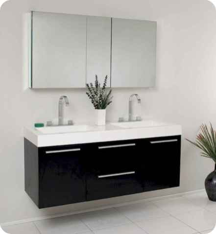 70 modern bathroom cabinets ideas decorations and remodel (41)