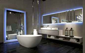 70 modern bathroom cabinets ideas decorations and remodel (54)