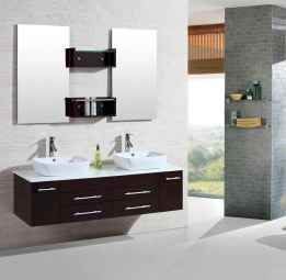 70 modern bathroom cabinets ideas decorations and remodel (6)