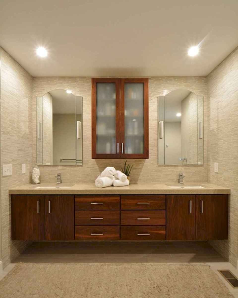 70 modern bathroom cabinets ideas decorations and remodel (63)