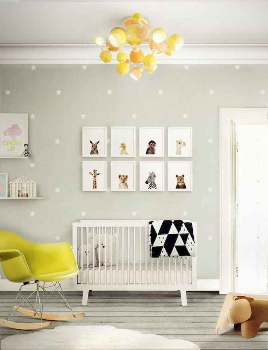 80 stunning neutral nursery design ideas and remodel (44)