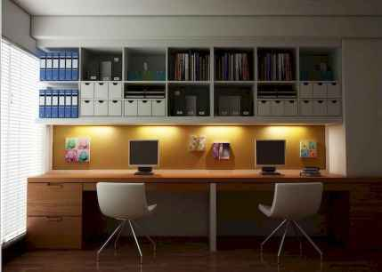 90 stunning home office design ideas and remodel make your work comfortable (29)