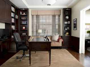 90 stunning home office design ideas and remodel make your work comfortable (50)