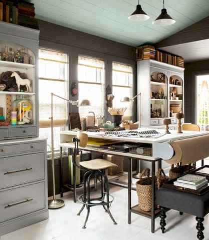90 stunning home office design ideas and remodel make your work comfortable (8)
