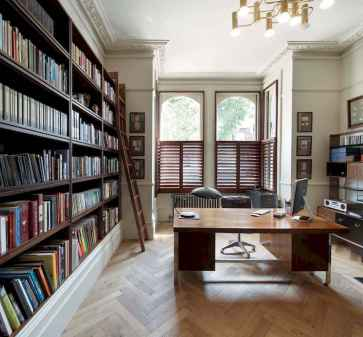 90 stunning home office design ideas and remodel make your work comfortable (81)