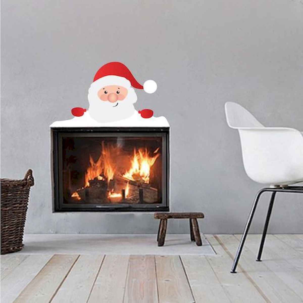 35 awesome apartment christmas decorations ideas (17)