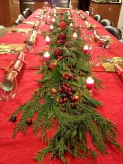 35 beautiful christmas decorations table centerpiece (19)