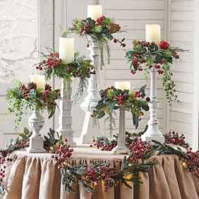 35 beautiful christmas decorations table centerpiece (24)