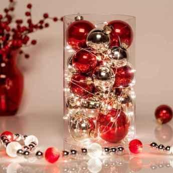 35 beautiful christmas decorations table centerpiece (6)