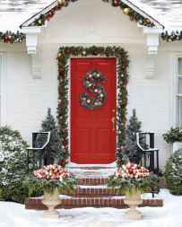 40 amazing outdoor christmas decorations ideas (38)