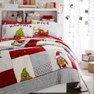40 awesome bedroom christmas decorations ideas (2)