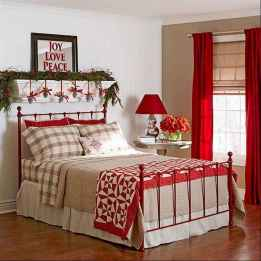 40 awesome bedroom christmas decorations ideas (25)
