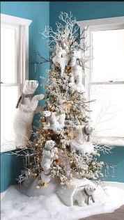 40 elegant christmas tree decorations ideas (18)