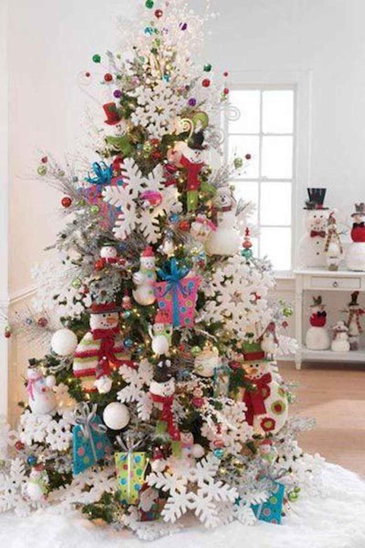 40 elegant christmas tree decorations ideas (19)