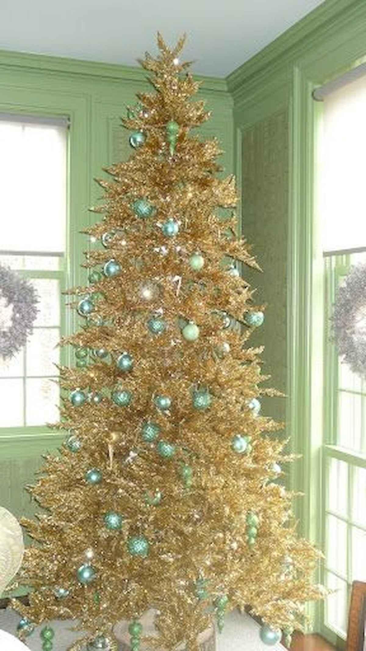 40 elegant christmas tree decorations ideas (29)