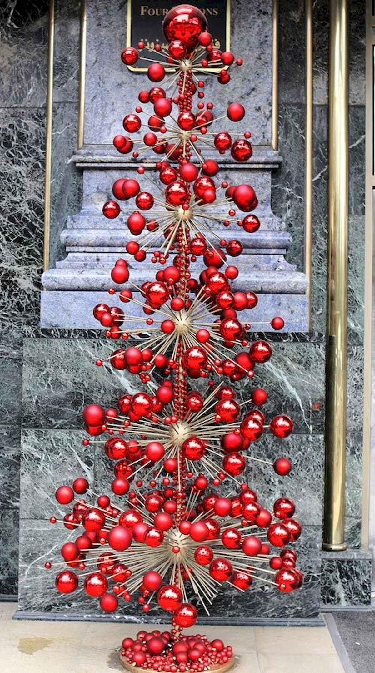40 unique christmas tree ideas decorations (12)