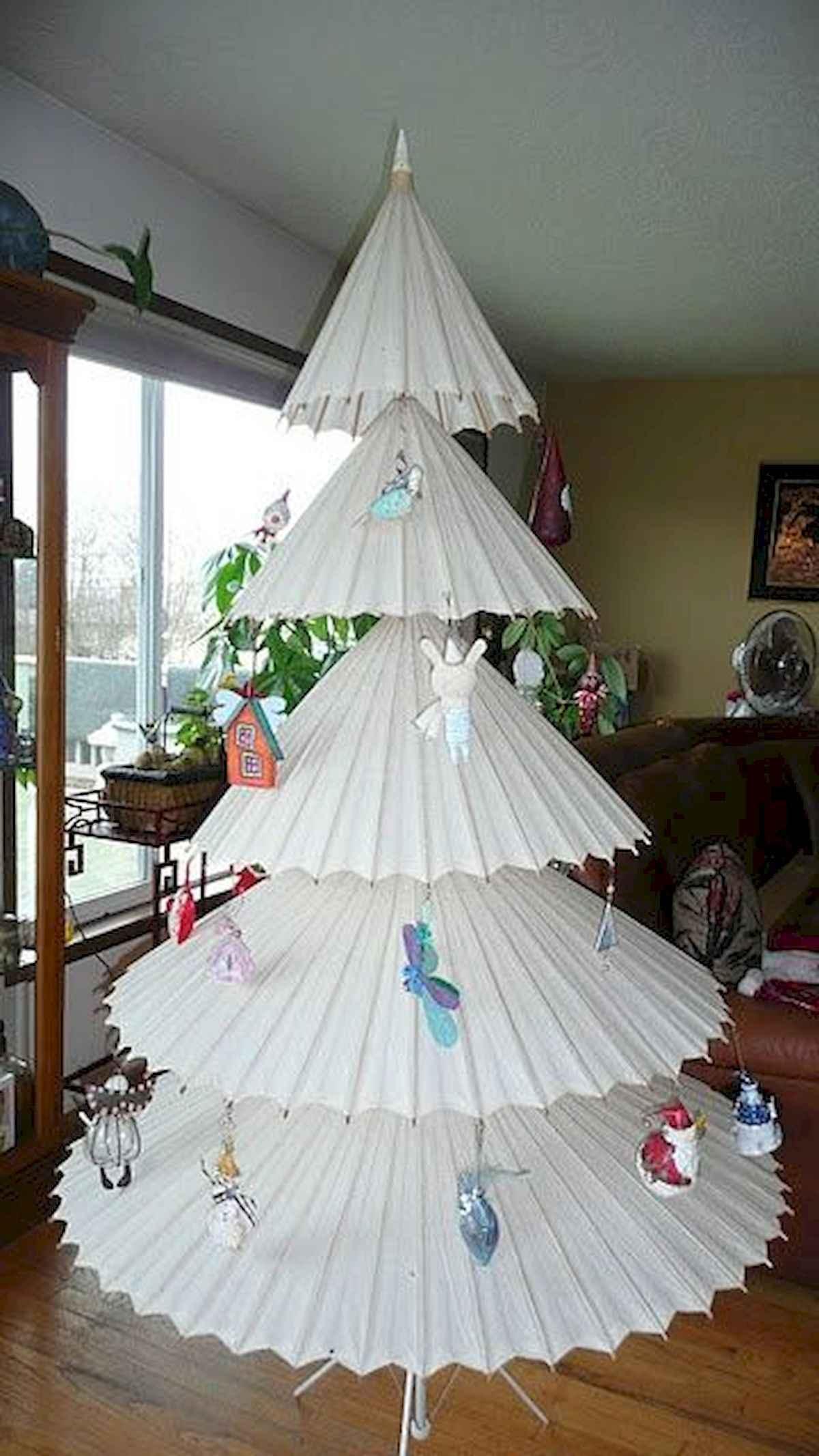 40 unique christmas tree ideas decorations (17)