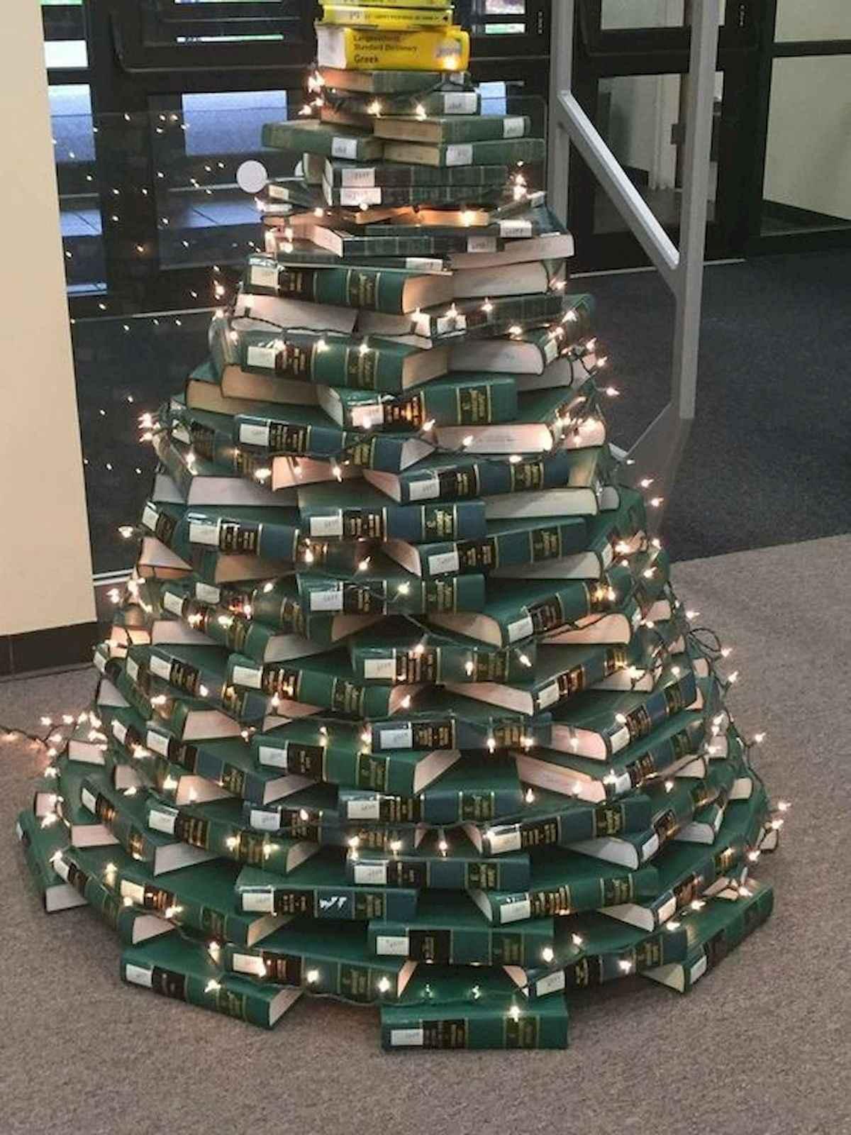 40 unique christmas tree ideas decorations (27)