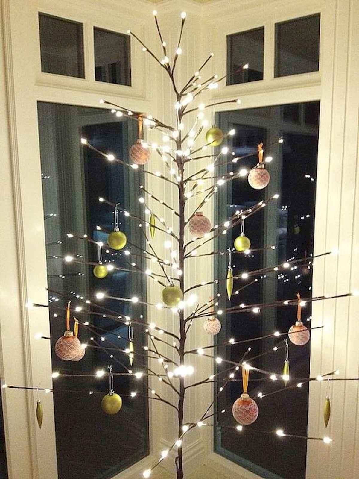 40 unique christmas tree ideas decorations (28)