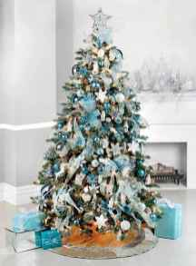 40 unique christmas tree ideas decorations (33)