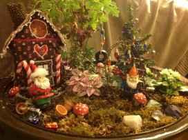 45 beautiful christmas fairy garden ideas decorations (10)