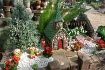 45 beautiful christmas fairy garden ideas decorations (2)