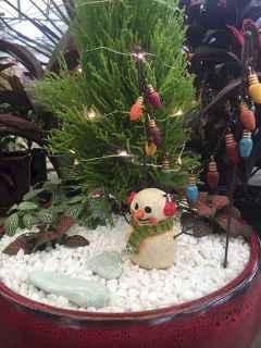 45 beautiful christmas fairy garden ideas decorations (20)