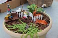 45 beautiful christmas fairy garden ideas decorations (25)