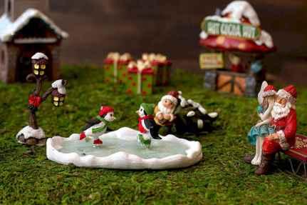 45 beautiful christmas fairy garden ideas decorations (32)