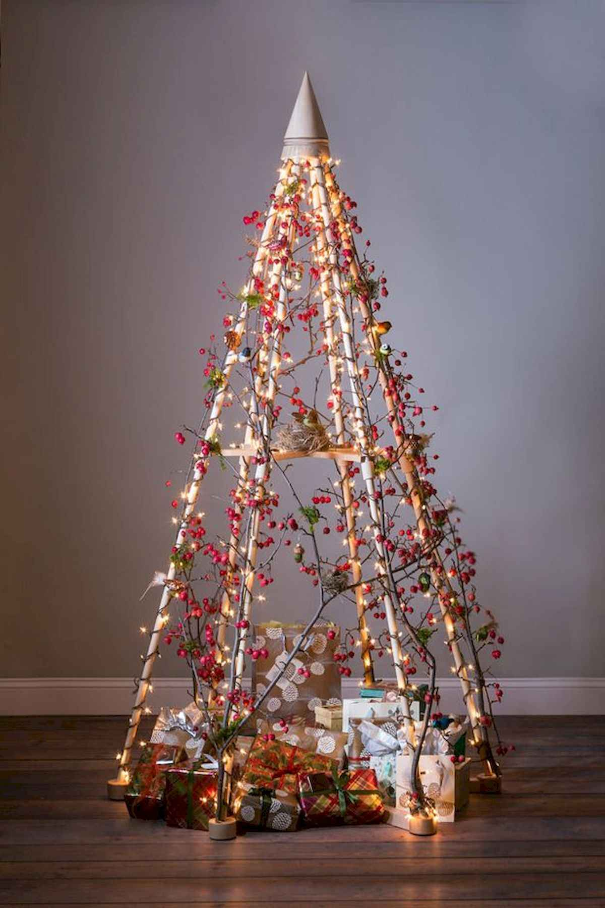 50 diy christmas decorations ideas (28)