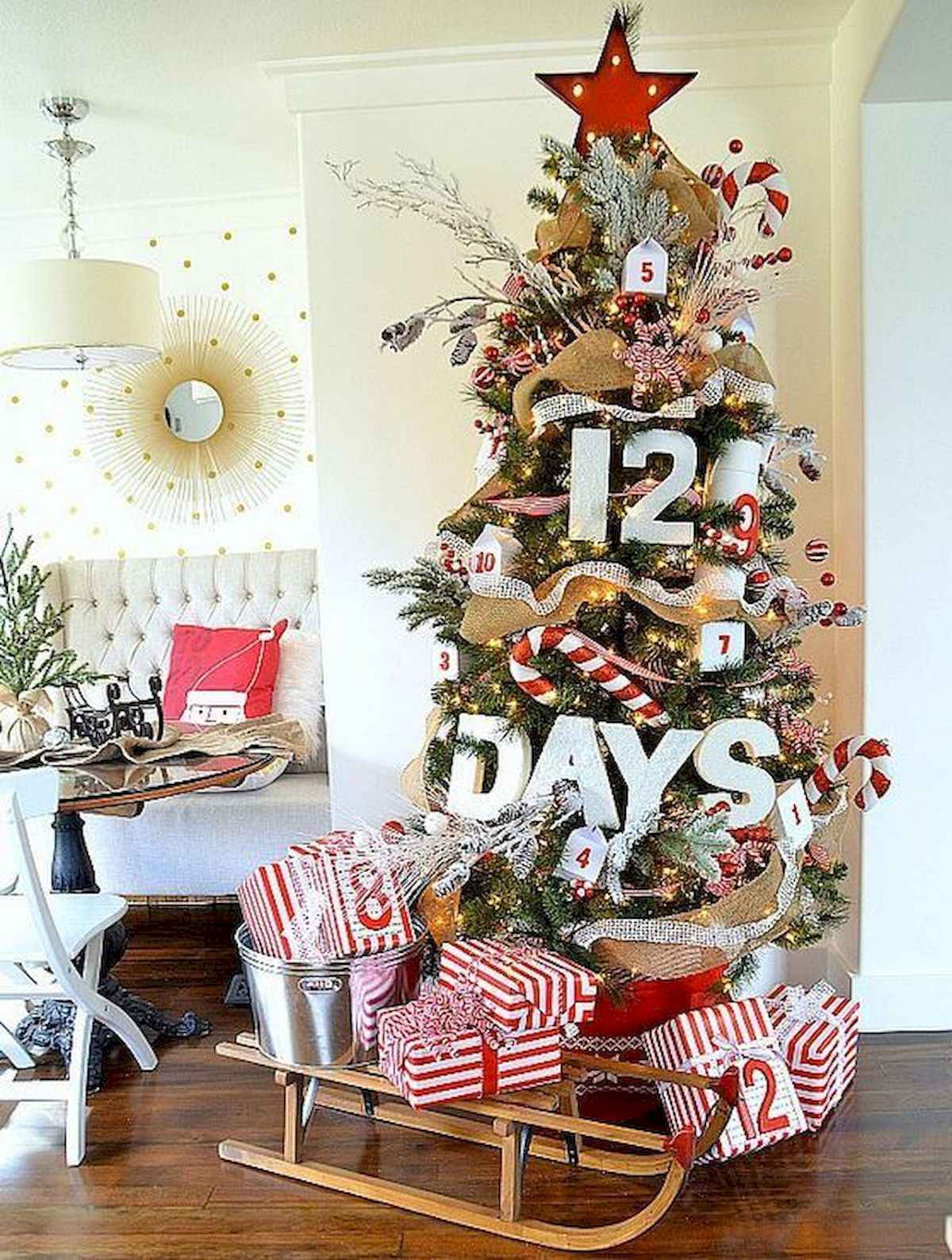 60 awesome christmas tree decorations ideas (39)