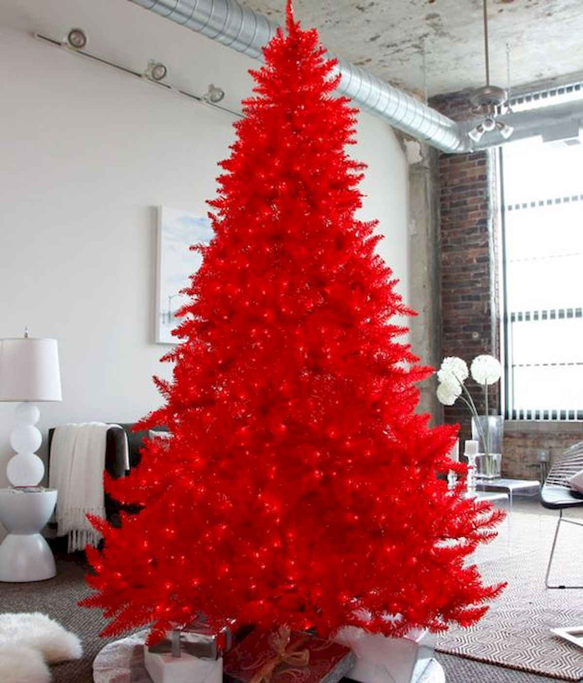 60 awesome christmas tree decorations ideas (49)