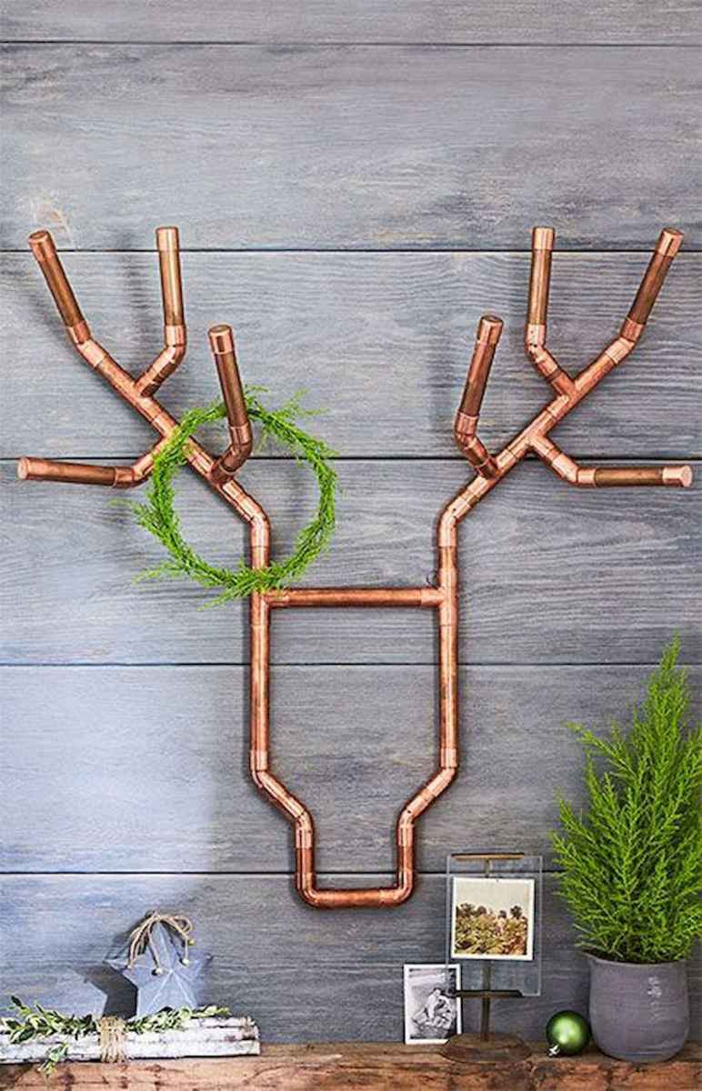 60 awesome wall art christmas ideas decorations (19)