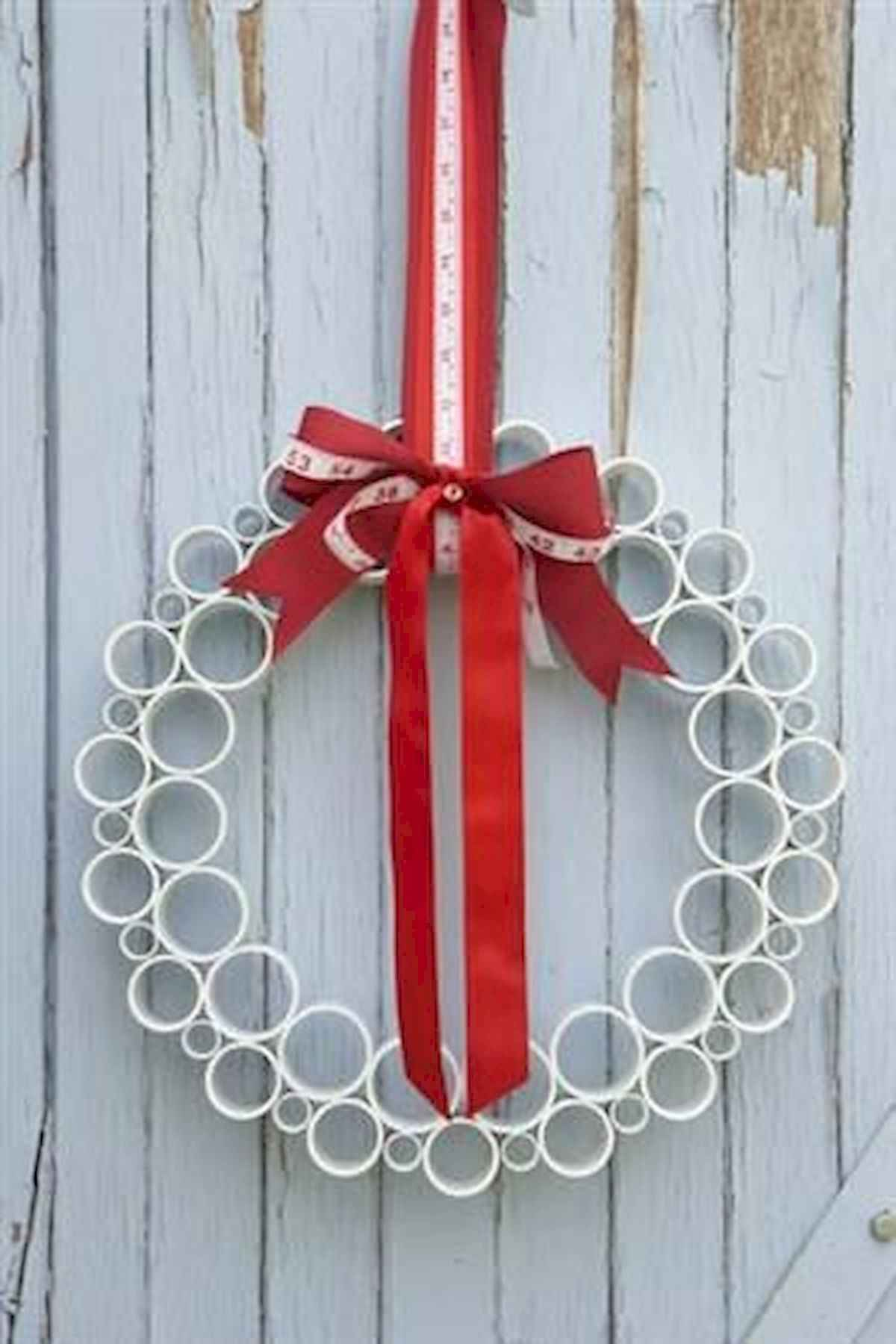 60 awesome wall art christmas ideas decorations (21)