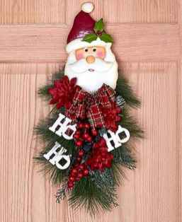 60 awesome wall art christmas ideas decorations (46)