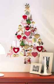60 awesome wall art christmas ideas decorations (6)