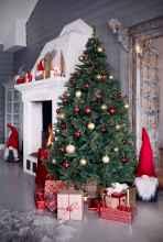 60 elegant christmas decorations ideas (36)