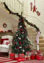 60 elegant christmas decorations ideas (49)