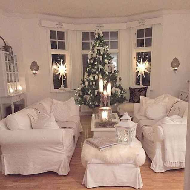 60 simple living room christmas decorations ideas 59 - Simple Christmas Decorations Ideas For Living Room